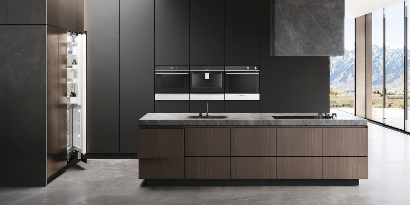Fisher & Paykel at Harvey Norman NZ