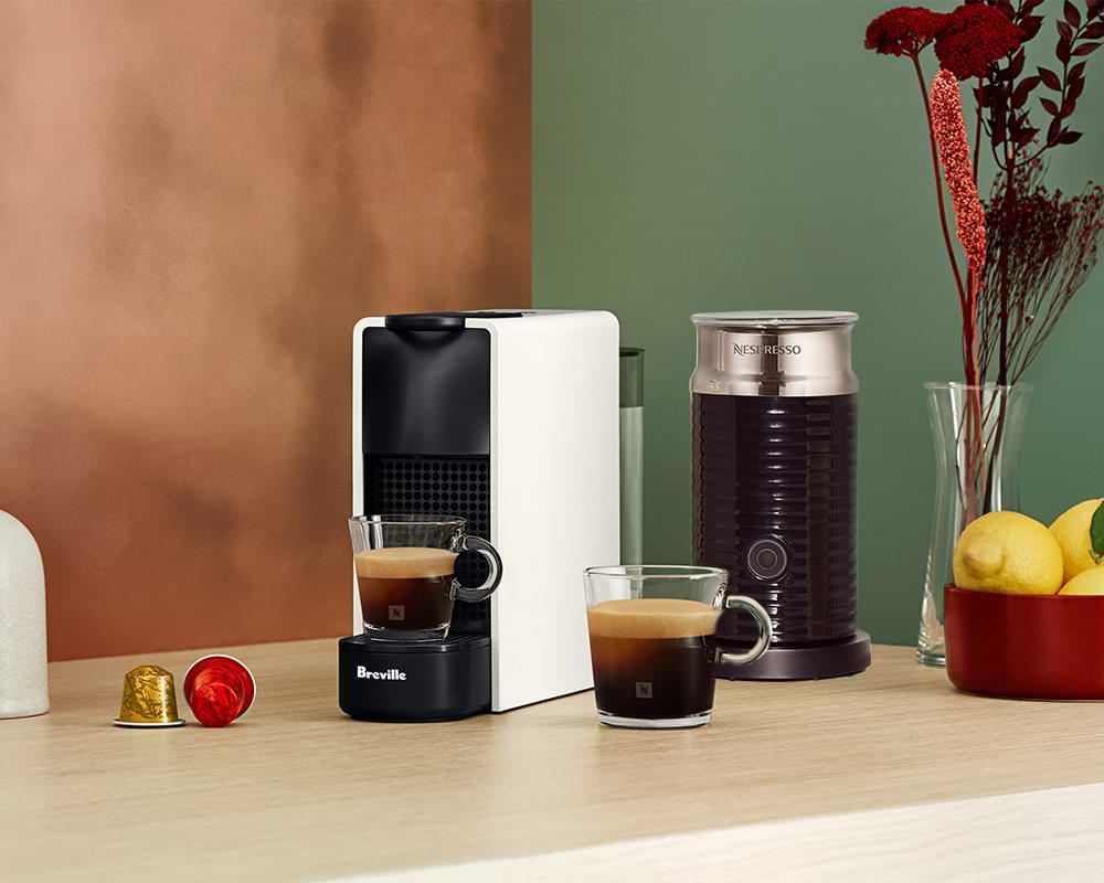 Nespresso at Harvey Norman