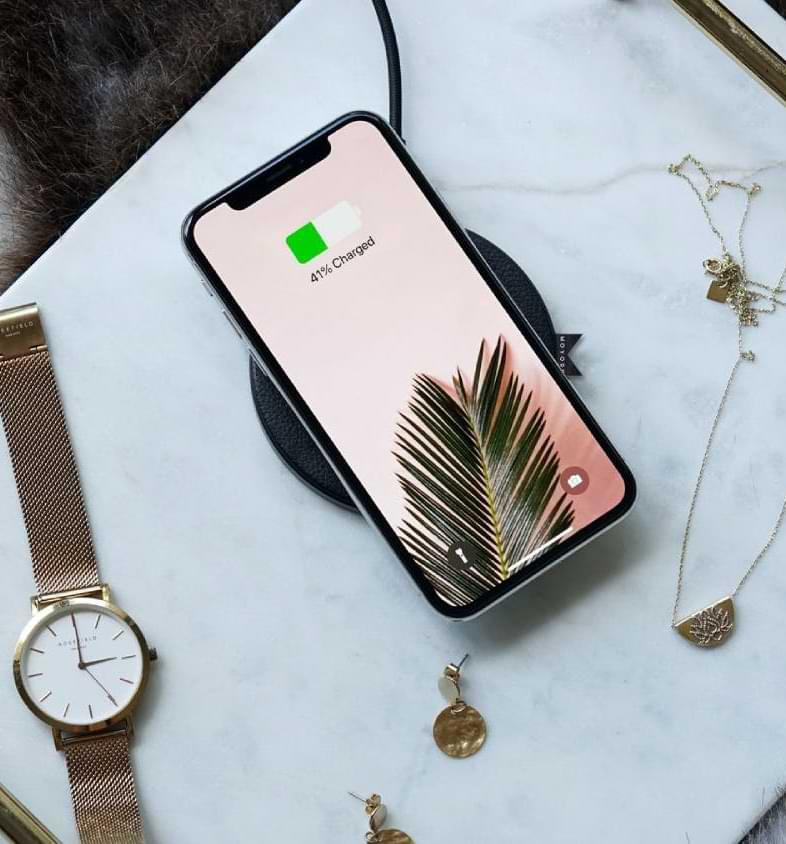 Wireless charging (Qi)