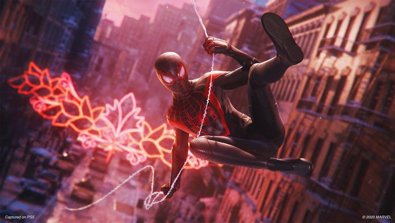 PS5 Marvel Spider Man Miles Morales at Harvey Norman New Zealand