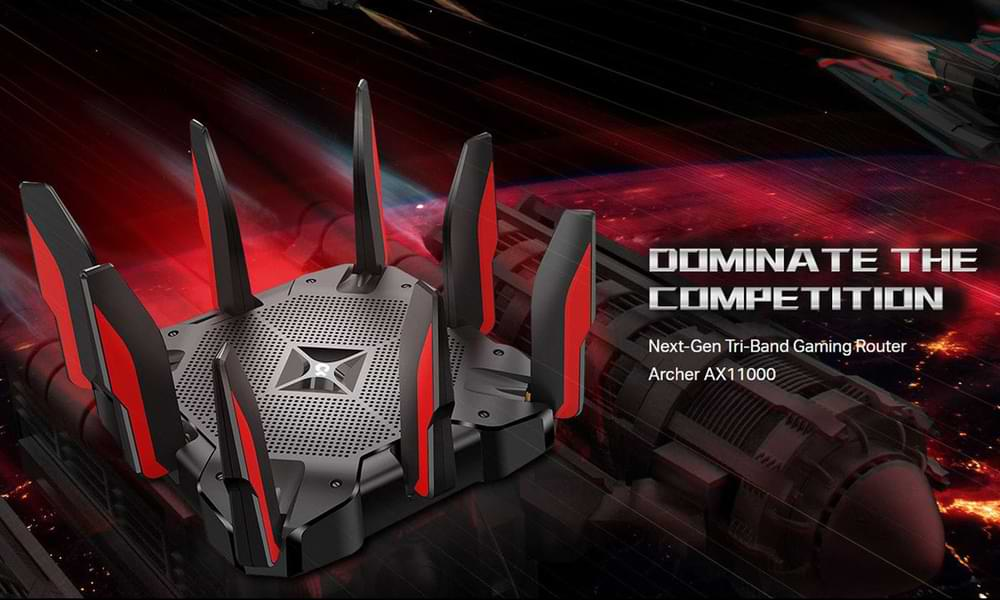 Gaming Routers at Harvey Norman New Zealand
