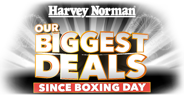 Biggest Deals Since Boxing Day Harvey Norman New Zealand