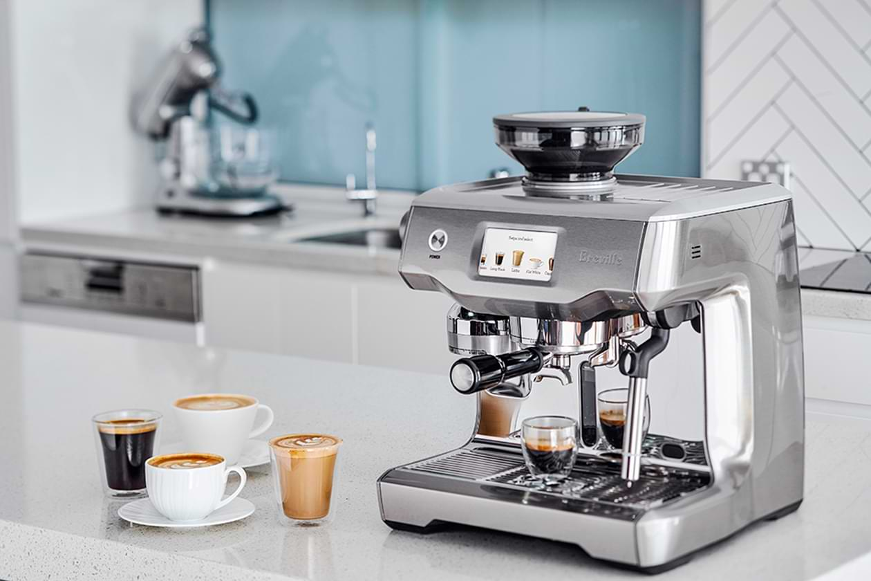 Coffee Machines at Harvey Norman