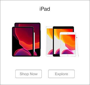 Explore iPad