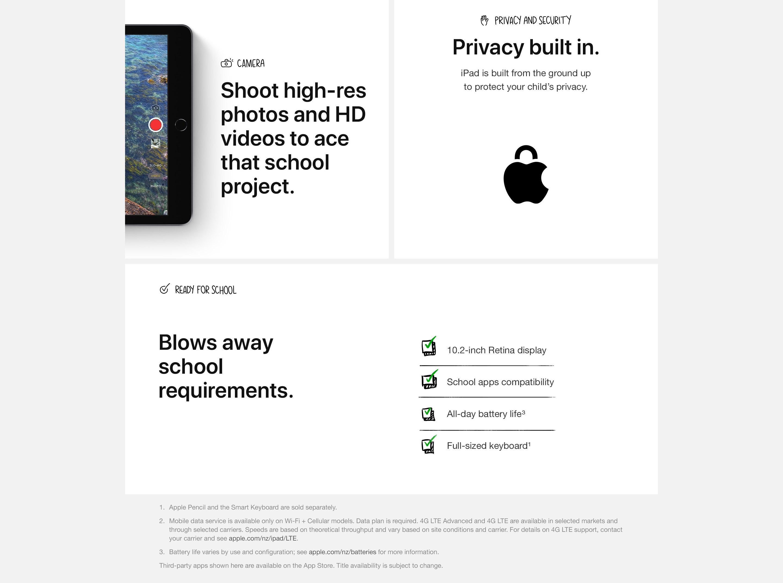 iPad BYOD