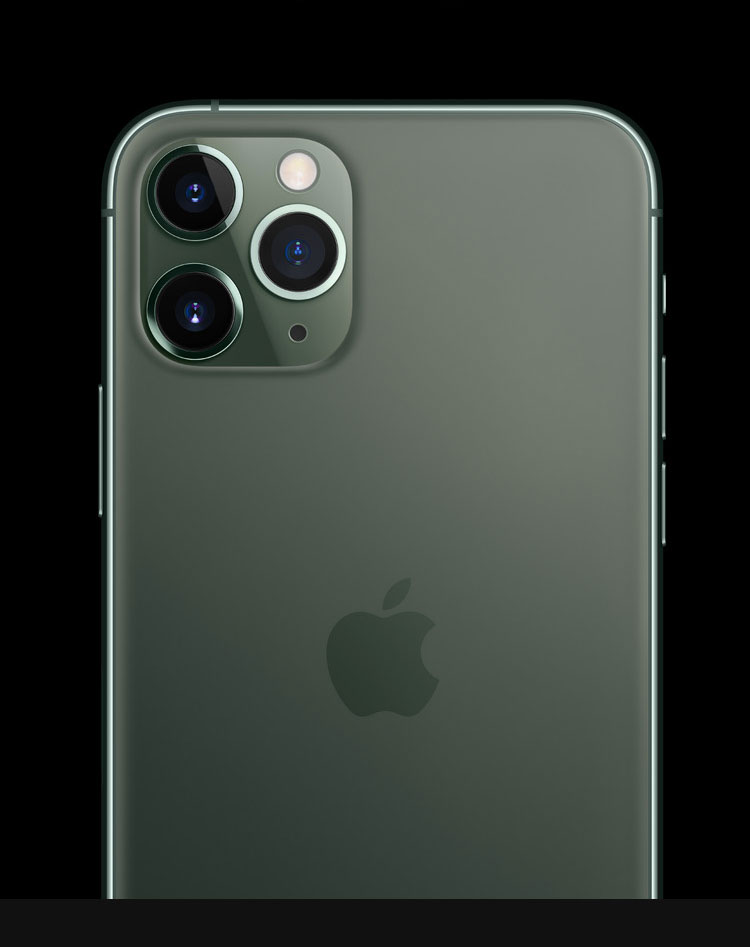 iPhone 11 Pro and Pro Max