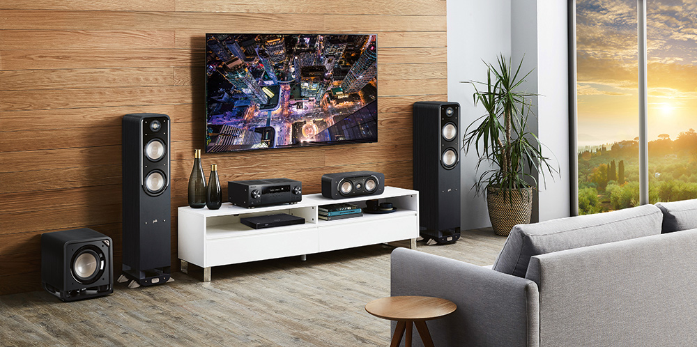 Home Theatre at Harvey Norman